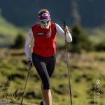 Lisa Theresa Hauser beim Training